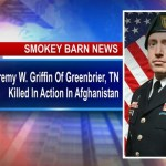 Sgt. Jeremy W. Griffin Of Greenbrier, Killed In Action In Afghanistan