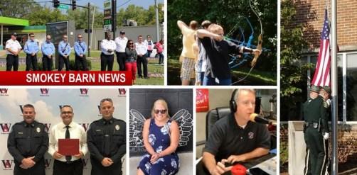 Smokey's People & Community News Across The County Sept. 16, 2019