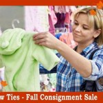 Fall Children's Consignment Sale Open To Public Sept. 26-29