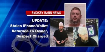 UPDATE: Stolen iPhone/Wallet Returned To Owner, Suspect Charged