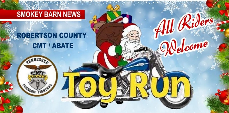 Christmas Toy Runs November 2021 Maryville Tn Motorcyclists Invited Christmas Toy Run For Needy Children In Robertson County Smokey Barn News