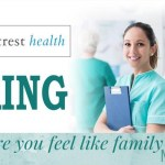 NorthCrest Health Is Hiring! Multiple Openings - Shorten Your Commute