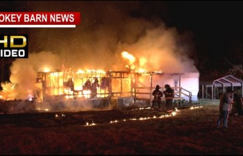 Vacant Home Destroyed By Fire Under Investigation