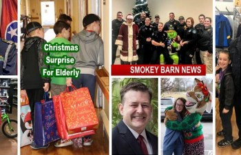 Christmas Spirit Spreads Across Robertson County 12/24/19