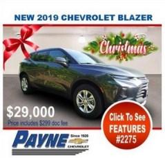 Payne 2020 Chev blazer2275 288px