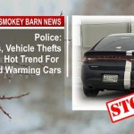 Police: Stolen Plates, Vehicle Thefts Hot Trend For Unattended Warming Cars