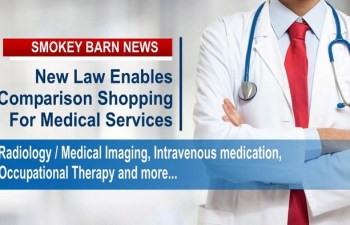New Law Enables Comparison Shopping For Medical Services