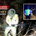 Christmas Eve Rollover Crash Triggers Brief Manhunt After Speeding Driver Flees