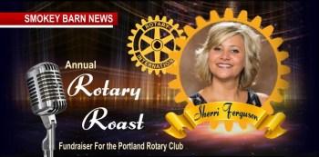 Portland Rotary To Roast Chamber President Sherri Ferguson At Fundraising Dinner