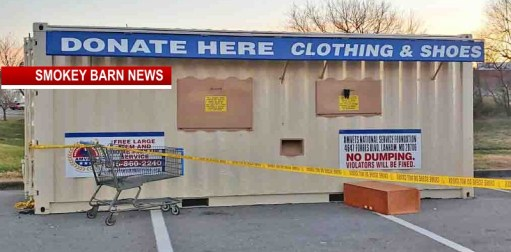 CLARKSVILLE: Man Dies After Being Trapped In Donation Bin