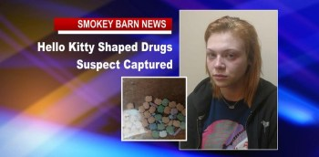 Millersville Hello Kitty Shaped Drugs Suspect Captured