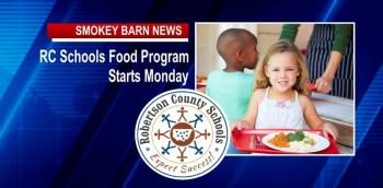 Robertson Schools Food For Kids Program To Begin March 23rd