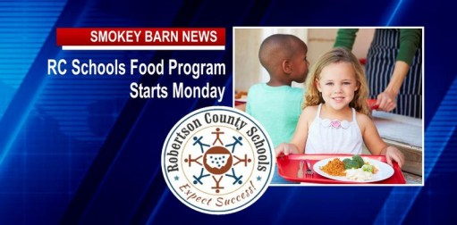 Robertson Schools Food For Kids Program To Begin March 23rd