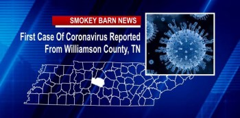 First Case  Of  COVID-19 Reported In TN (50 Miles South Of Robertson County)