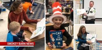 RC Students Celebrate Dr. Seuss/Read Across America Week