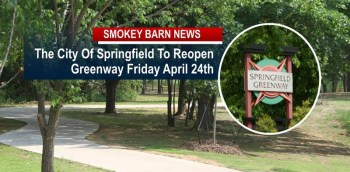 Springfield To ReOpen Greenway/Golf Course