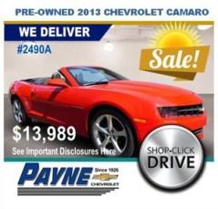 Payne Camaro 2490A 300px