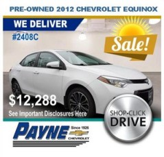 Payne Equinox 2408C 300px