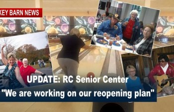 UPDATE: RC Senior Center Re-Opening Plan...