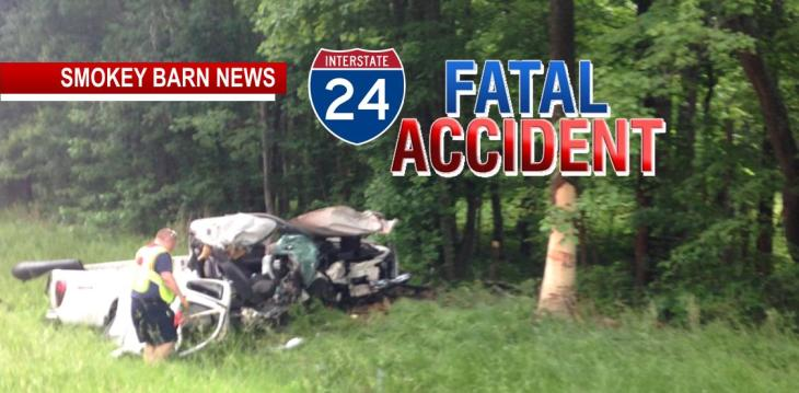 One Adult, One Toddler Die In Fatal I-24 Rollover Crash