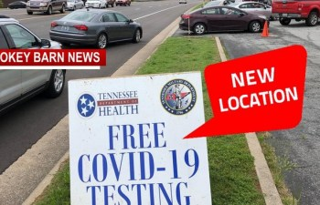 COVID-19 Testing Location Change