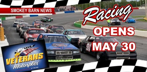Veterans Motorplex @ The Rim Set To RE-OPEN MAY 30