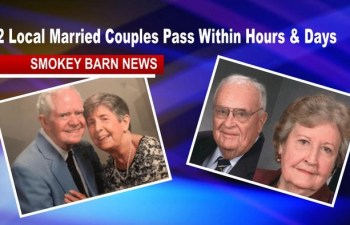 Two Local Couples Married For Years Pass, One Within Hours, The Other Within Days