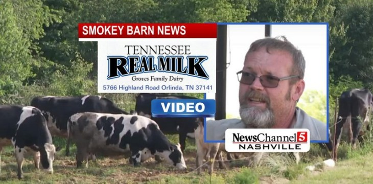 Orlinda Dairy Farm May Have To Close Due To COVID-19 Impact On Milk Sales