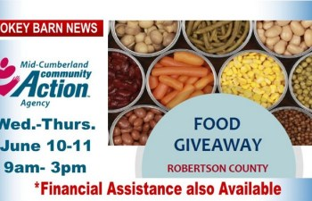 Food Give-Away, Financial Assistance This Wed. & Thurs. (Volunteers Needed)
