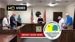 VIDEO: Greenbrier Board Of Mayor & Alderman Meeting 6/1/2020