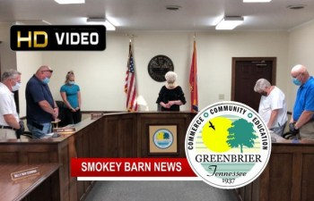 VIDEO: Greenbrier Board Of Mayor & Alderman Meeting 6/1/2020
