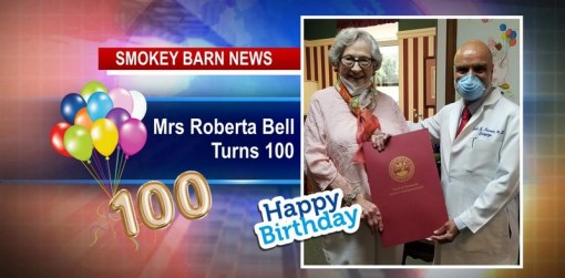 Second Robertson Countian Turns 100 During The Pandemic