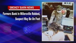 Farmers Bank In Millersville Robbed, Suspect May Be On Foot