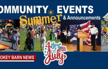 Independence Day Celebrations, Community Events & Announcements