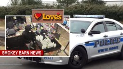 White House Love's Truck Stop Robbed In Two-State Crime Spree