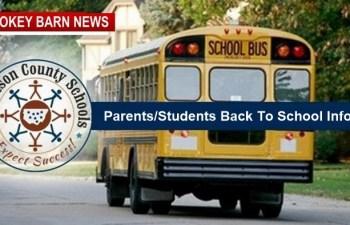 Robertson-Back To School Plan Update & Registration