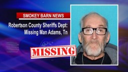 MISSING ADULT ALERT (Adams Tennessee)