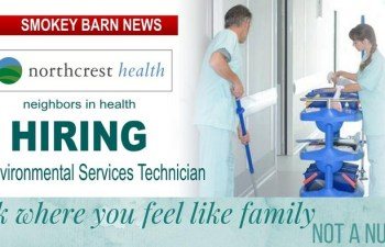 FT Environmental Services Techs Needed At NorthCrest Medical In Springfield