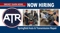 "Hiring: Springfield Auto & Trans ""We're Growing, Come Join Us"