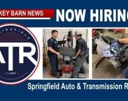 WANTED: Mechanics @ Springfield ATR (LEARN MORE)