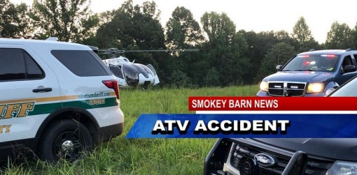 Serious ATV Rollover Crash Injures Two Near Greenbrier