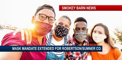 Robertson, Sumner Counties Extend Mask Mandate To Aug. 29