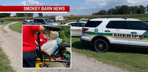 Missing Elderly Adams Man Found Safe