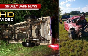 Crash Report: 2 Rollovers In RC Tuesday