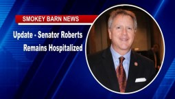 Update - Senator Kerry Roberts Remains Hospitalized