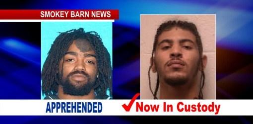 2nd of 2 Springfield Murder Suspects Now In Custody