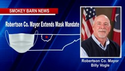 Robertson Mayor Extends Mask Mandate
