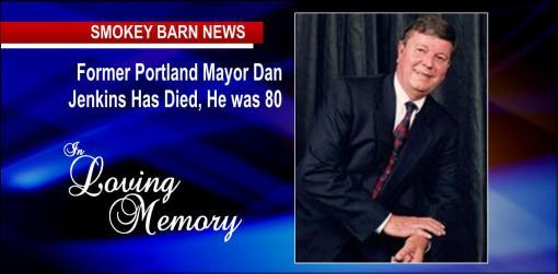 Former Portland Mayor Dan Jenkins Has Died, He was 80