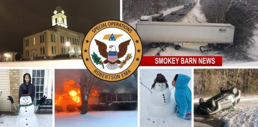 EMA Ice Storm Report: How Did Robertson Co. Weather The Weather
