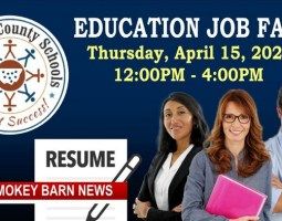 Education Job Fair With Robertson Co. Schools Set For April 15